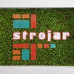 PVC Tabuľa s 3D logom