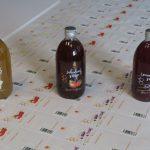 Etiketa na fľaše