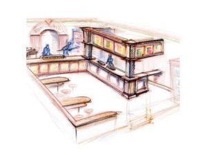 Návrh a realizácia interiérov