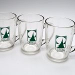 Sklenené poháre