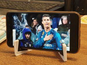 pozeranie športových prenosov