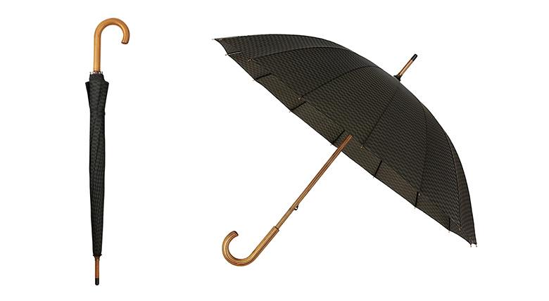 palicový dáždnik