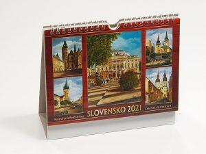 Slovensko pohľadnicový kalendár