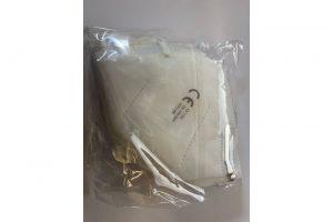 Respirátor KN95 / FFP2 balenie po 5 ks